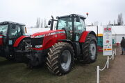 Massey Ferguson 8690 at Lamma 10 - IMG 8021