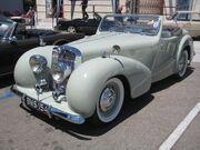 1946 Triumph Roadster