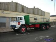 1980s EBRO P270 Truck