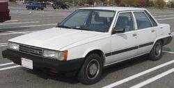 1st Toyota Camry
