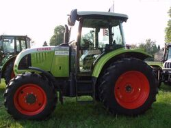 Claas Ares 557 ATX MFWD - 2006