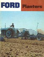 Ford 320 planter