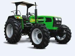 Indo Farm 4190 DI MFWD (green) - 2012