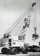 1960 Neal NS120 Flying Jibcrane