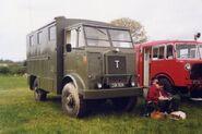 A 1940s Thornycroft Nubian 4WD
