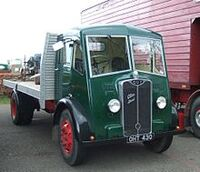 A 1960s GUY Otter Diesel Lorry