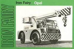 A 1970s IRON FAIRY Opal Diesel