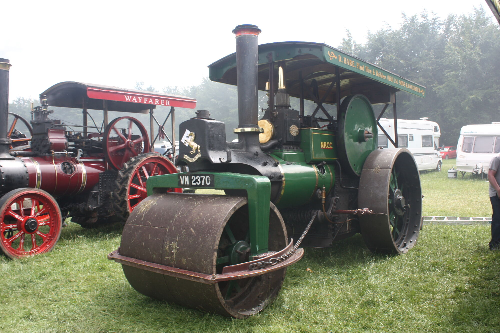 Duncombe park steam rally 2009 tractor construction plant wiki fandom powered by wikia - Porter international wiki ...