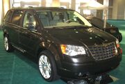 Chrysler Town and Country EV