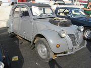 Citroën 2CV-4x4
