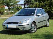 Ford Focus 1.8 Zetec (Europe)