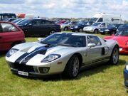 Ford GT at Snetterton