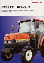 Hitachi NTX33 MFWD - 2002