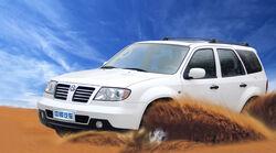 Polarsun Economy SUV