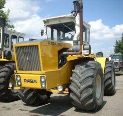 RÁBA 250 4WD - 2001