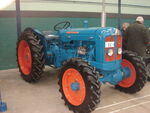 Roadless Fordson Super Major X218 XUC at Bath - DSC01607