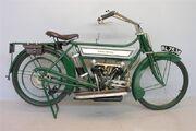 Royal Enfield 3,5 pk 425 cc 1913