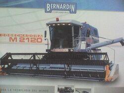 Vendo-cosechadora-bernardin-m2120-nueva 1