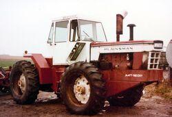 White A4T-1600 Plainsman 4WD