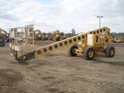 2000 GROVE AMZ66XT 4X4X4 ARTICULATED BOOM LIFT