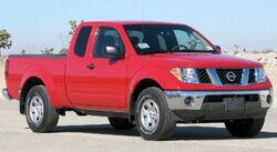 2008 Nissan Frontier -- NHTSA