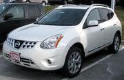 2011 Nissan Rogue SV -- 12-31-2010