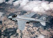 A-6E Intruder over Spain in Operation Matador