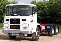 A 1970s GUY Big J Lorry Diesel