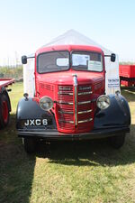 Bedford OSS (scammell) tractor unit - JXC 6 at Riverside 09 - IMG 7456