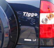 Chery Tiggo badge