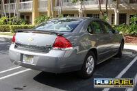 Chevrolet Impala FlexFuel 34 MIA 12 2008 with logo