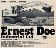 Ernest Doe Industrial Limited