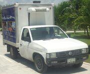 Nissan Hardbody Truck Cutaway