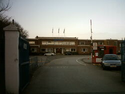 Optare works, Leeds