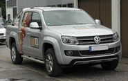 VW Amarok 2.0 TDI 4MOTION DC Highline front 20101002