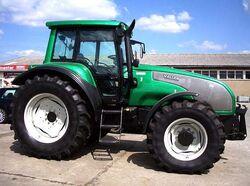 Valtra T120 MFWD (green) - 2005
