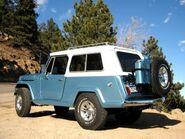 A 1980s EBRO JEEP Comando Estate Diesel 4X4