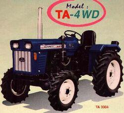 Agrindo TA 3304 MFWD 2 - 2001