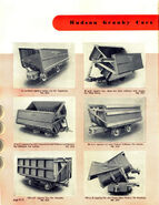 Hudson Railway Wagon Catalogues