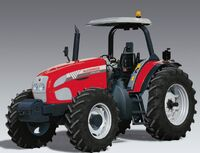 MCCormick G160 Max MFWD w open cab-2010