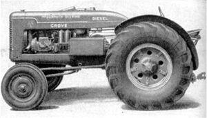 McCormick ODS-6 1952