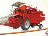 Sonalika Self Propelled combine
