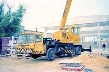 VICKERS-AWD Smith LT-15 Cranetruck