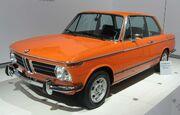 1972 BMW 2002 NY