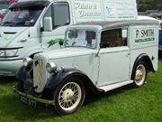 Austin 7 van - ADD 977 at Llandudno 08 - P5050143