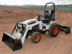 Bobcat CT120 MFWD - 2008