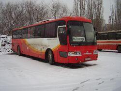 Hyundai AeroExpress HI-klass