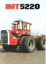 IMT 5220 4WD brochure