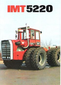 IMT 5220 4WD brochure