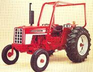 International 574 Row-Crop gas 1973
